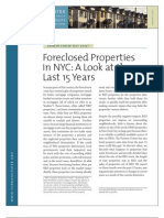 Furman Center Fact Sheet on REO Properties