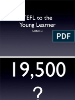 TEFL to the Young Learner