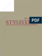 Galperin Stilistika Angliiskogo Yazyka