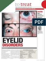 1-8 Eyelid Disorders