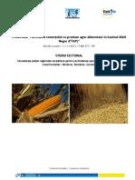 Analiza Sectorului de Cereale
