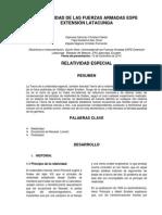 Paper Relatividad Especial.docx