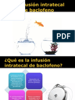 baclofeno intratecal