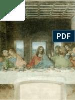 Analisis de la Ultima Cena por DAVINCI