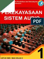 Perekayasaan Sistem Audio x1
