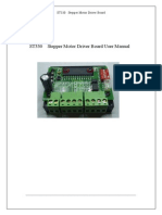ST330 Stepper Motor Driver Board User Manual