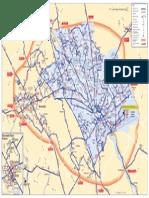 Luton Ticketing Area Map
