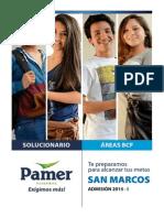 Solucionario San Marcos 2015 - i - Bcf