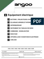 KANGOO - Equipement Electrique