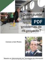 Conoce a Ivan Rivera PMP 2015