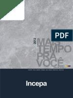 Catalogo 2012 Incepa