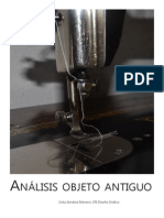 Analisis objeto