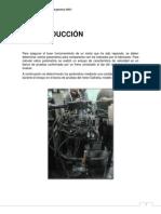 Informe de motores de combustión interna