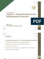 CAPITULO 1 Finanzas 1