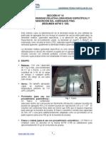 Resumen Astm c 128