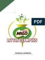 Milo Technical Handbook