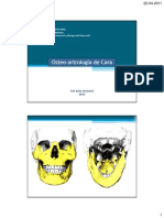Osteoartrologia de Cara TENO 2011