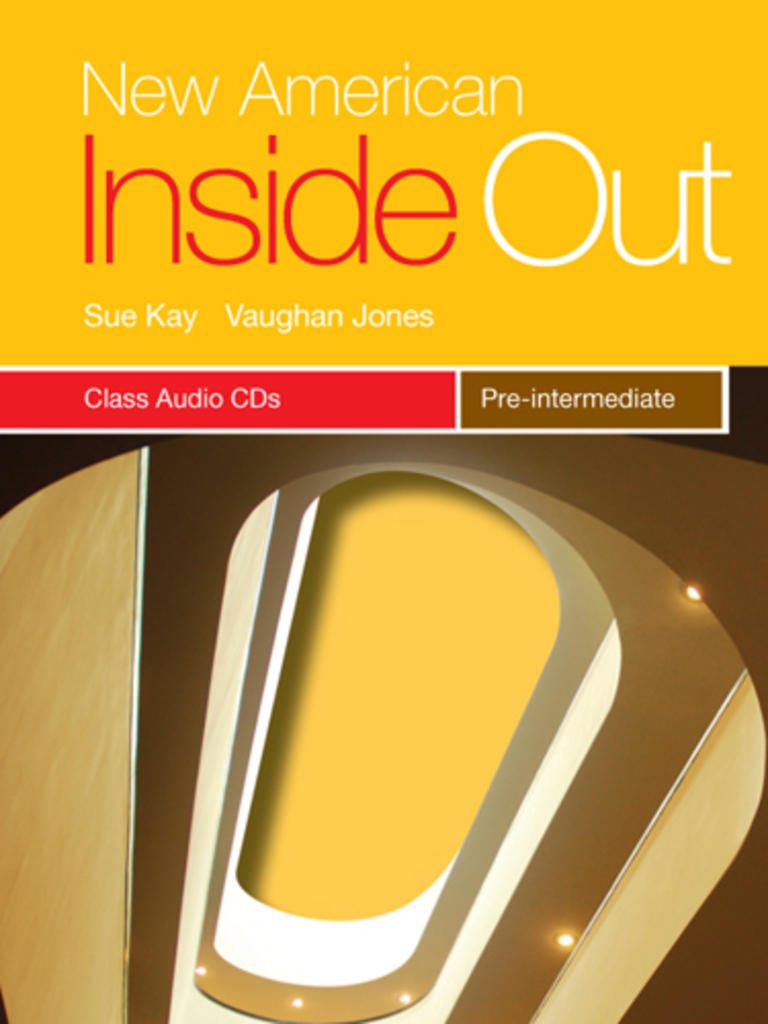 New Inside Out Intermediate Workbook Pdf