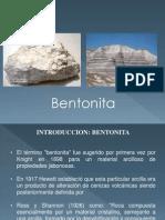 Cap III Bentonitas