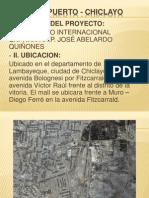 Aeropuerto chiclayo