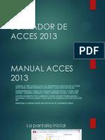 Borrador de Acces 2013