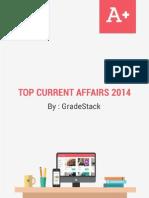 Important Current Affairs 2014 (1)