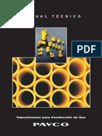 Manual Polietileno Gas