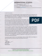 Kurt M. Reference Letter