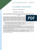 JO Postes CPIP Pour 2015