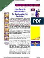 Alien Genetic Engineering -