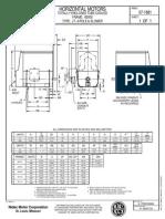 us motors Frame 8000 Jt