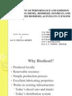 Biodiesel PPT