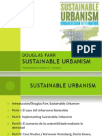 DOUGLAS FARRSUSTAINABLE URBANISM