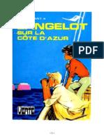 Lieutenant X Langelot 25 Langelot sur la Cote d'Azur 1976.doc