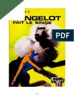 Lieutenant X Langelot 22 Langelot fait le singe 1974.doc