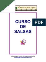 Cocina - Curso de Salsas Mexicanas