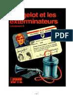 Lieutenant X Langelot 20 Langelot et les exterminateurs 1973.doc