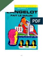 Lieutenant X Langelot 19 Langelot fait le malin 1972.doc