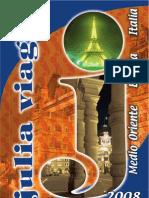 Catalogo Julia Viaggi 2008