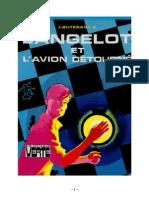 Lieutenant X Langelot 18 Langelot et l'avion détourné 1972.doc