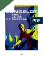 Lieutenant X Langelot 16 Langelot mène la vie de chateau 1971.doc