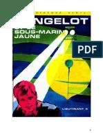Lieutenant X Langelot 15 Langelot et le sous marin jaune 1971.doc