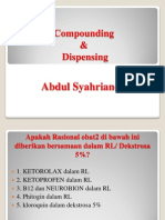 CompoUnding n Dispensing Pak Salman