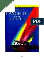 Lieutenant X Langelot 12 Langelot chez les Pa-pous 1969.doc