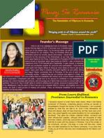 Pinoy Sa Romania Oct-Dec 2014 Issue