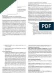 Admin Law Case Doctrines