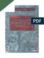 Witker, Jorge - Técnicas de Investigación Jurídica.pdf