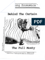 Behind The Curtain--The Full Monty
