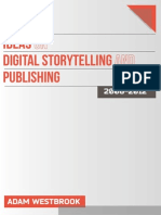 Ideas for Digital Storytelling