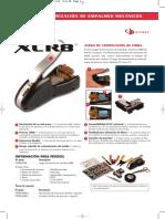 Fibra Optica HErramienta Mecanica Fi Xlr8 Es Ss